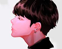 2017 BTS Portraits