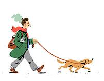 Snob walk