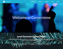 Content Strategy | Cornerstone Fellowship, CA
