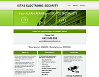 istas electrical security