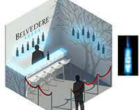 Belvedere Tradeshow Booth