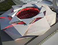Mercedes-Benz Stadium - the Newest Sports Facility