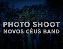 Novos Céus Band - Photo Shoot