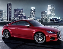 AUDI TT/ TTS Coupé and Roadster Catalogue