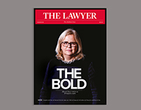 The Lawyer Magazine redesign