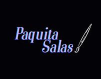 Paquita Salas Painting