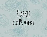 Śląskie gorzołki - brochure & website