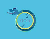 GON | Digital Illustration