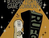 RUFGC mascot / logo