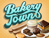 Bakery Town Game