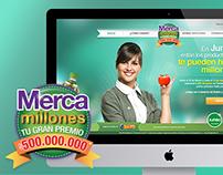 Tiendas Jumbo - Website - Mercamillones