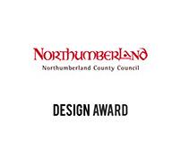 My first design award