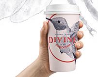 Z's Divine Espresso Rebrand
