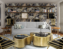 COVET LOUNGE | Inspirations book