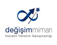 Degisim Mimari Logo Design