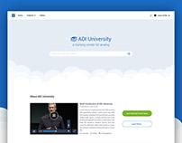 ADI University-a training center for analog web design