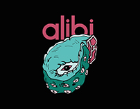 ALIBI | Skateboard design