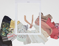 Deconstruct to Reconstruct Fashion   Collage