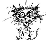 Angst Cat