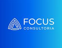 Focus Consultoria - Identidade Visual
