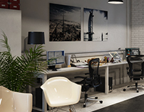 Industrial design studio