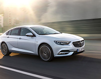MAGROUND meets the Opel Insignia Grand Sport!