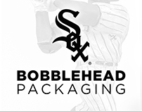 Chicago White Sox Bobblehead Packaging