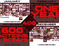 +600 Photoshop Actions Bundle OFF