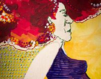 SPANISH AFTERNOON - FINE ARTS