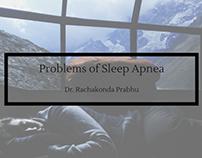 Problems of Sleep Apnea