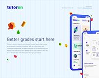Tutoron - iOS App Concept