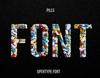Pills Font