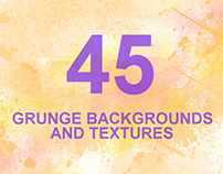 45+ High Quality Grunge Backgrounds & Textures