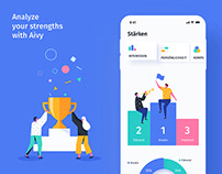 Aivy - AI based Career development App