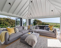 Coastal Home by Woodford Architecture and Interiors