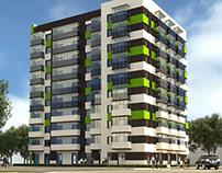 Общежитие квартирного типа г. Сыктывкар