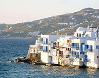 Cruise around Greece