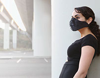 Venice - Daily Pollution Mask