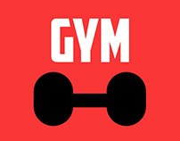 Logotipo Power Gym