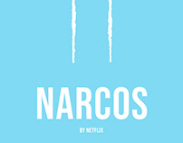 NARCOS minimalist poster