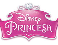Disney Princesas Gel para Manos.