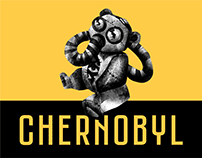 Chernobyl Tragedy: Graphic Design and Illustrations