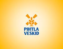 Pihtla Mills / Pihtla Veskid
