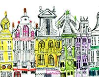 Illustrations ''Cities''