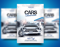 The Car Showroom Flyer