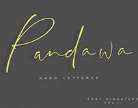 PANDAWA SIGNATURE SCRIPT