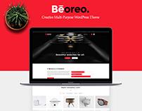 Beoreo Creative Theme