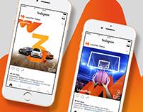 LeasePlan Basketball Sponsorship Promotions