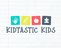 Kidtastic Kids - Company Branding