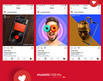Huawei 2018 Social Media Collection